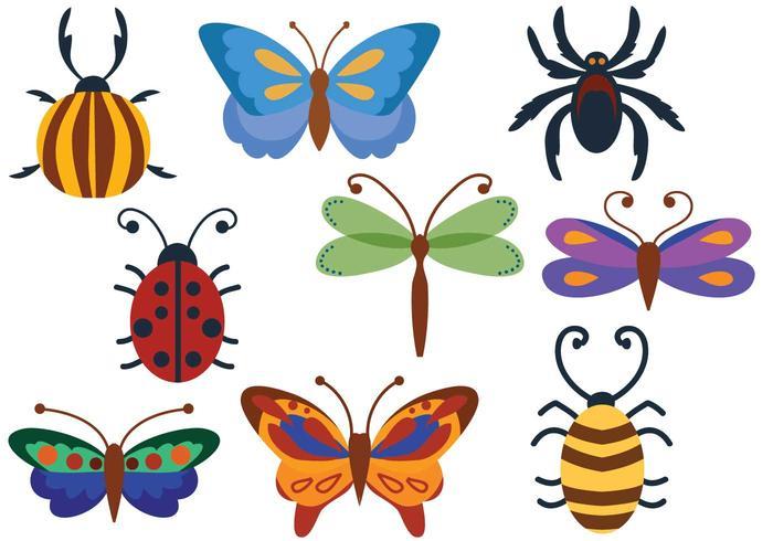 Vetores Bugs grátis