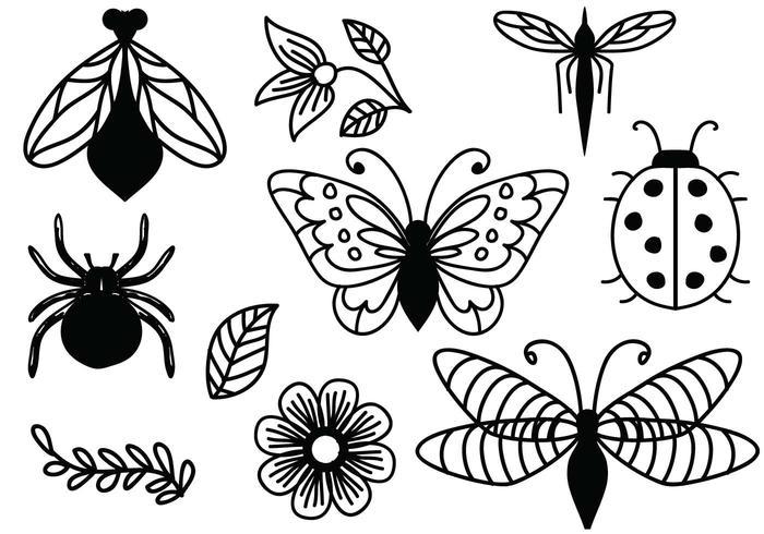 Vettori di natura ornamentale