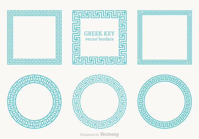 Free Greek Key Vector Borders - Download Free Vector Art ...
