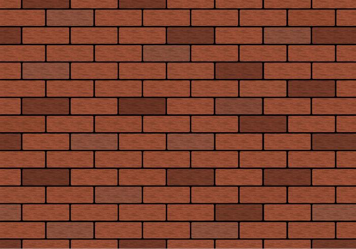 Free Brown Brick Wall Vector - Download Free Vector Art