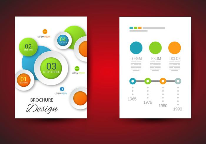 Free Brochure Template Vector Download Free Vector Art Stock - Free brochure design templates