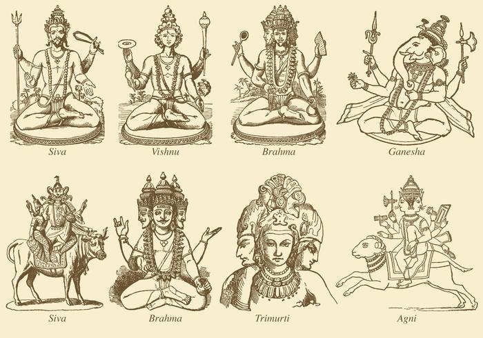 Indian Deities