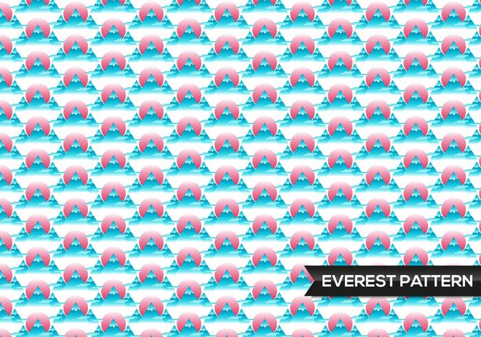 Everest Pattern Mountains