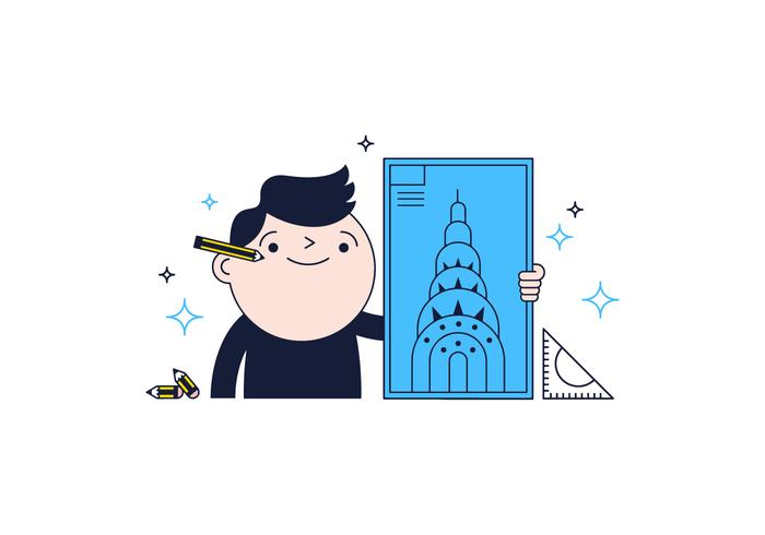 Free Architect Vector