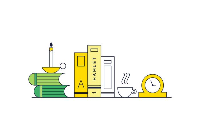 Free Books Vector