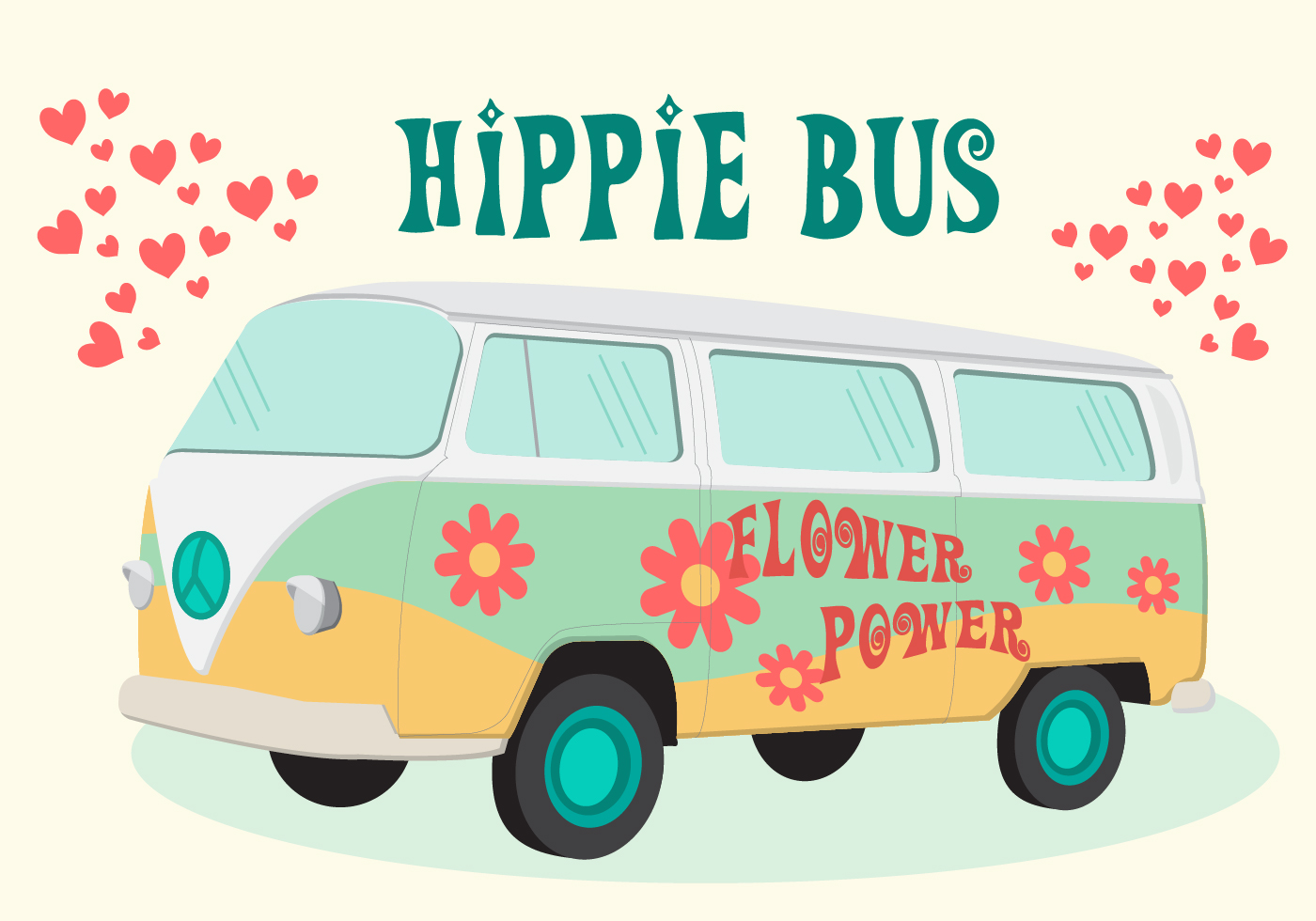 111494 Hippie Bus Vector further 3 together with 51b129 besides Silhouette Traced Tractor Vehicle 34355 also Ste unk Gears Horology Mike Savad. on flower vehicle graphics
