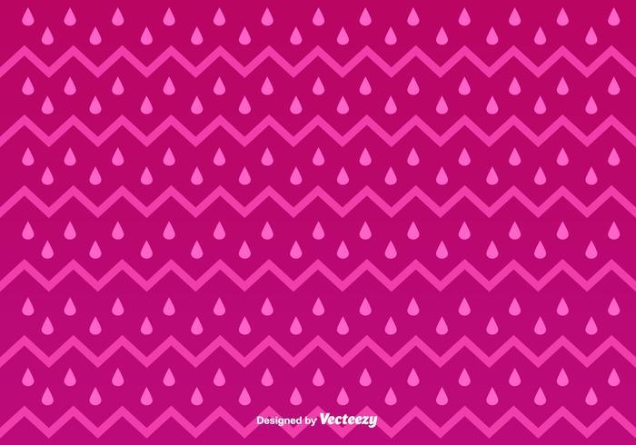 Pink Zig Zag Pattern