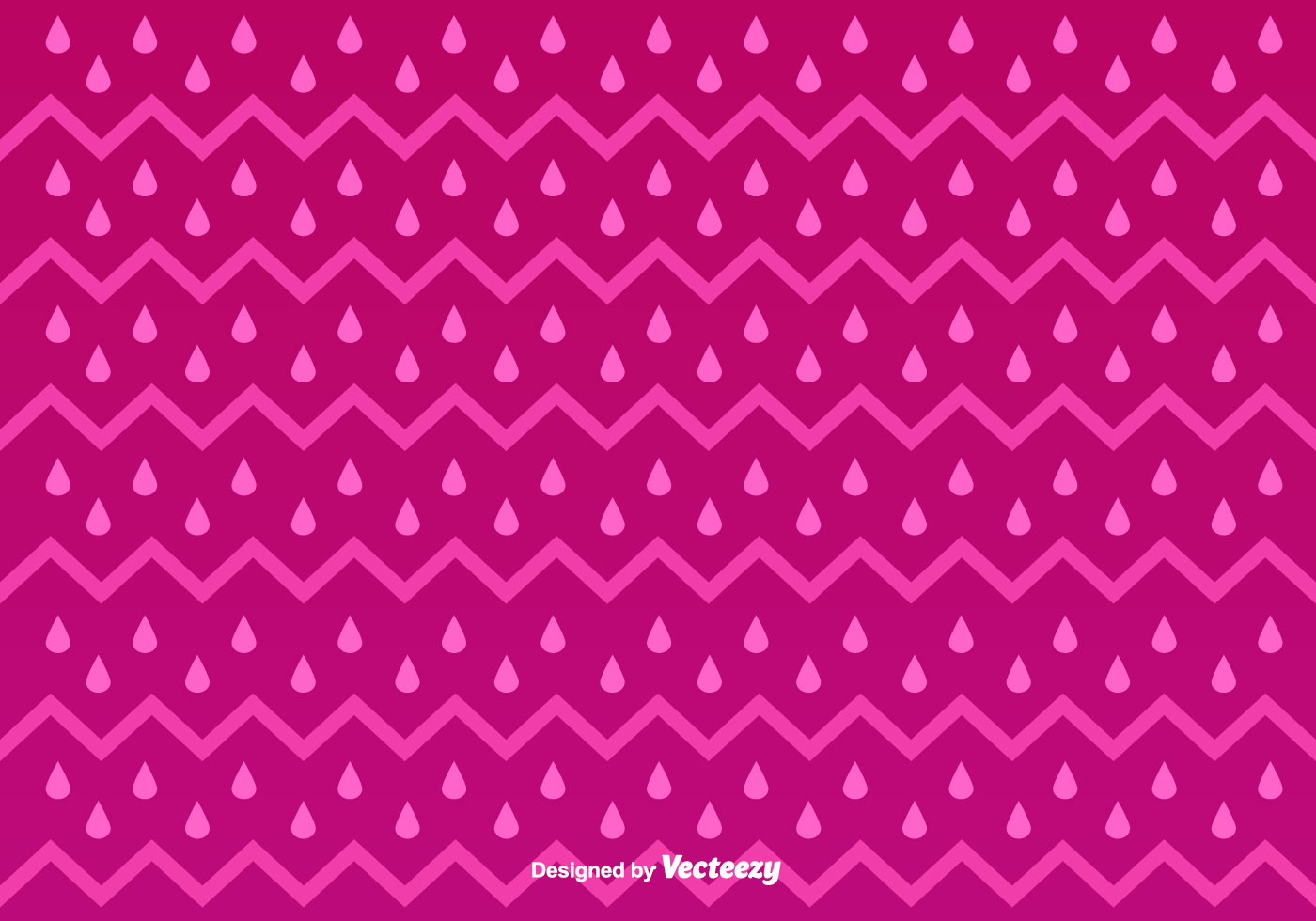 Pink Zig Zag Pattern 111509 Vector Art At Vecteezy