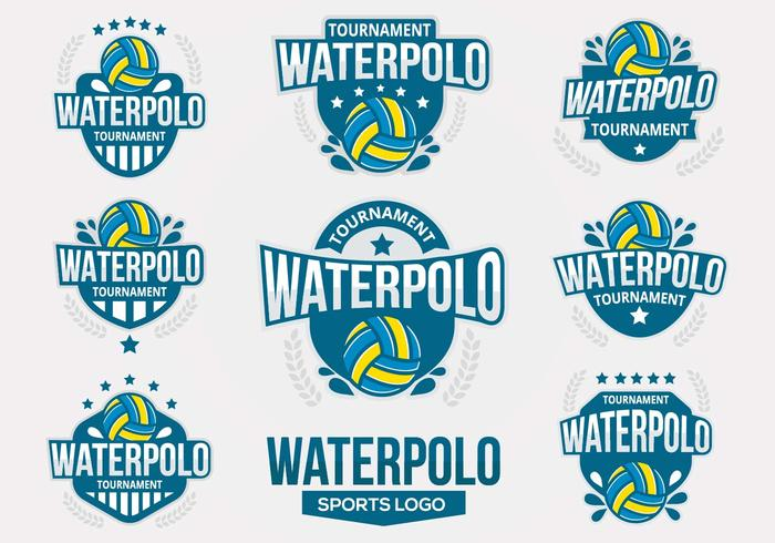 Free Water Polo Vector