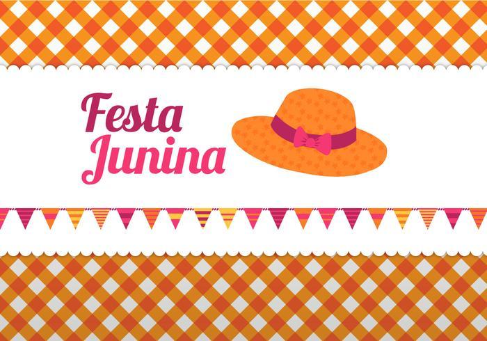 Livre Junina Festa Vector