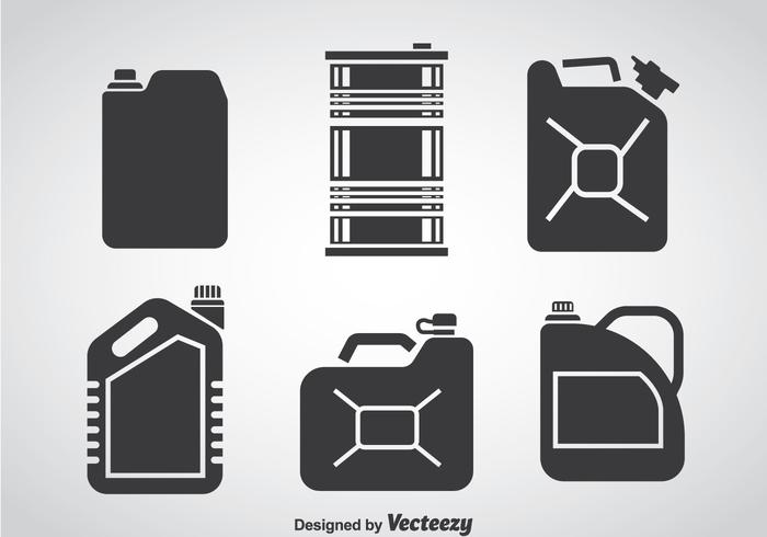 Can Collection Vector