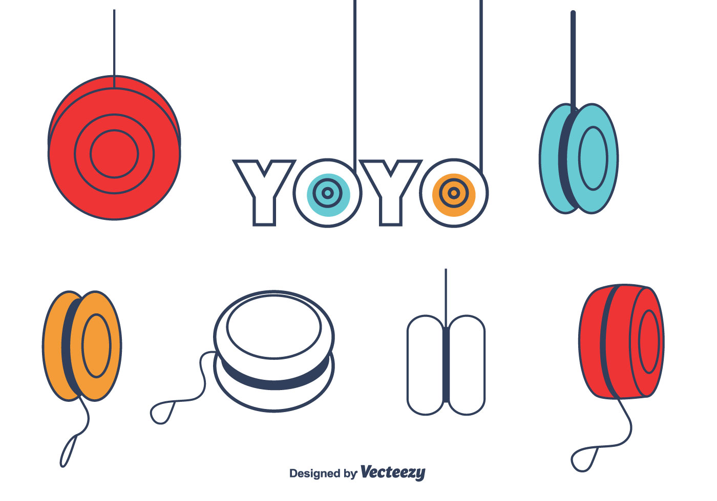 Yoyo Vector Download Free Vector Art Stock Graphics