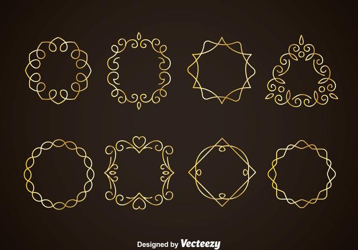 Logo Frame Design Template - Download Free Vector Art, Stock ...