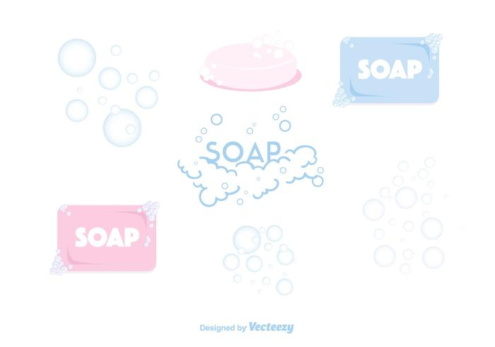 Soap Suds Vector