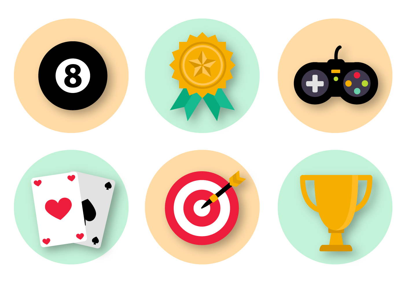 Free Game Icons Vector - Download Free Vector Art, Stock ...