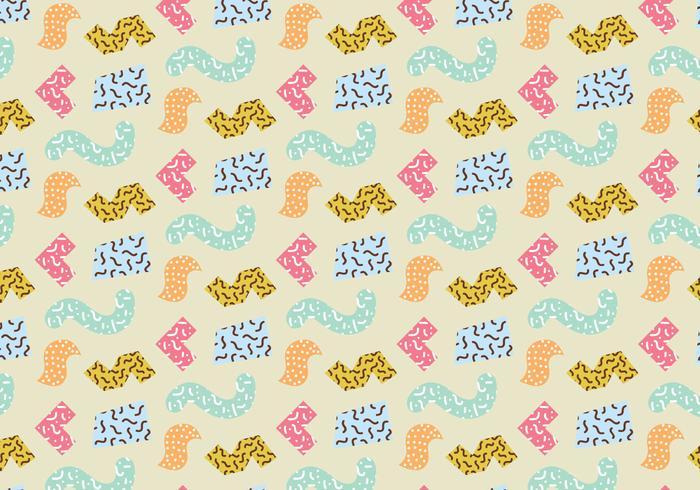 Random Abstract Pattern