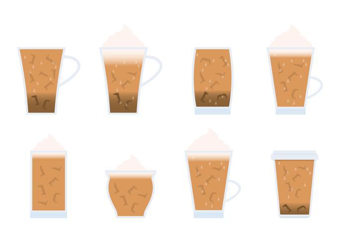Variante de café helado