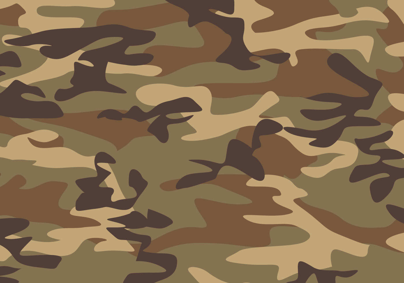 Free Camouflage Pattern Vector Download Free Vector Art