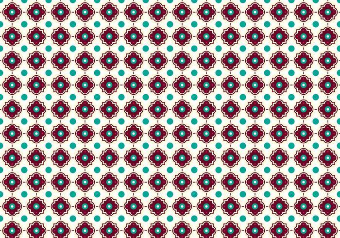 Free Batik Pattern 02