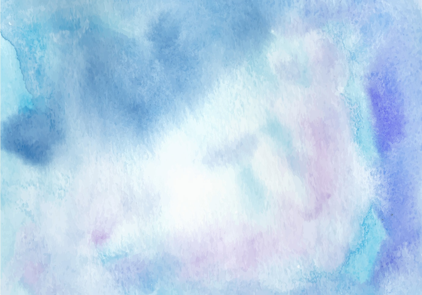 blue watercolor free vector background download free