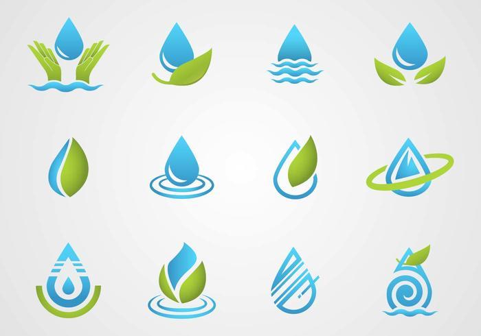 Agua Vector