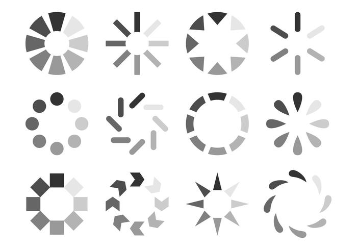 Icono de Preloader Icono
