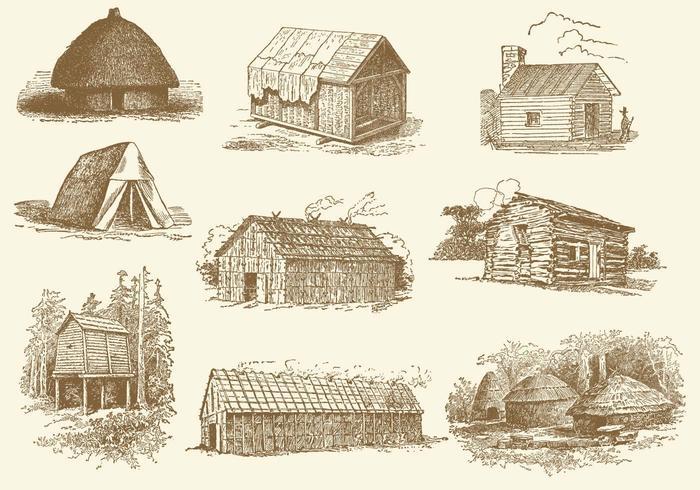 Huts And Shacks