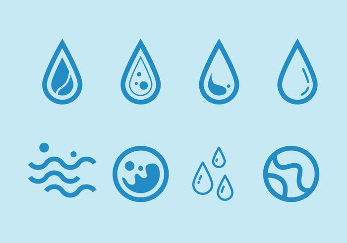 Free Water Vector Graphic 1