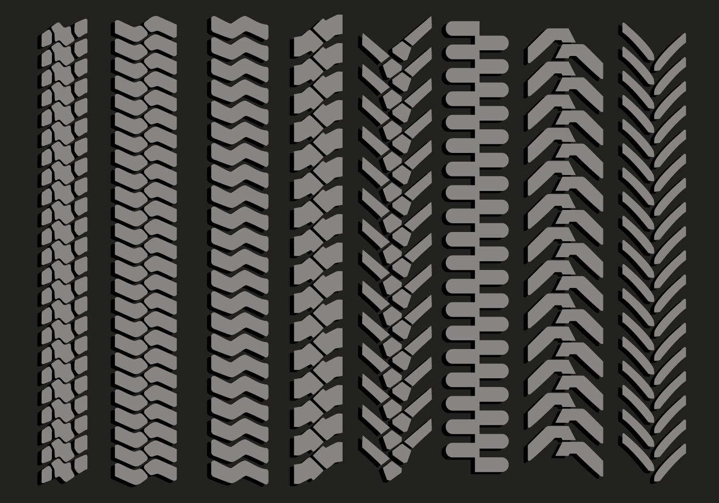 tire marks vectors download free vectors clipart