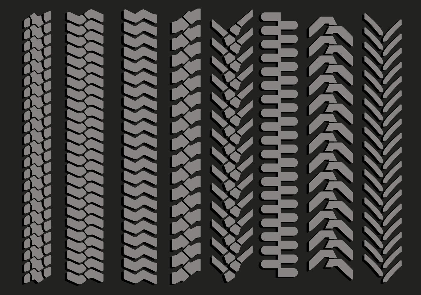 tire marks vectors download free vector art stock