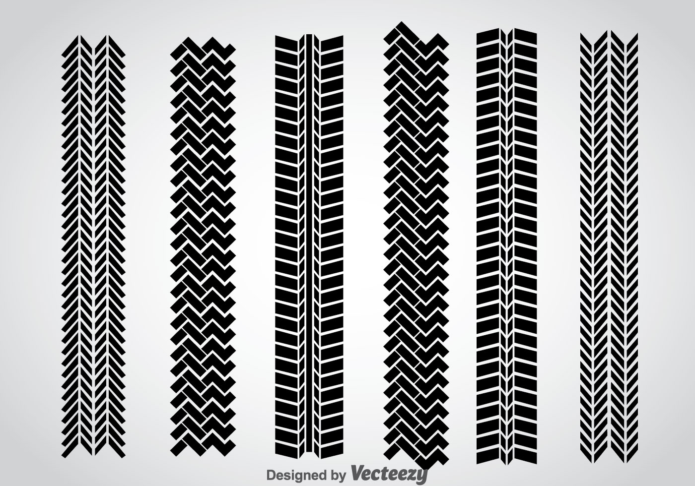 tire marks vector set download free vector art stock