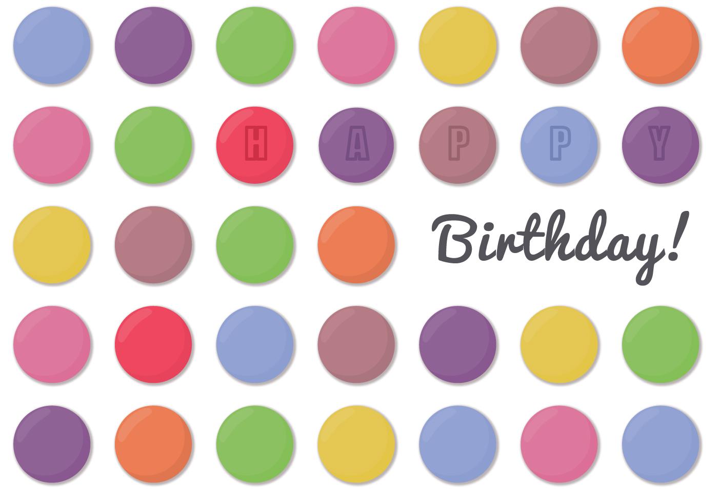 Smarties Birthday - Download Free Vector Art, Stock ...