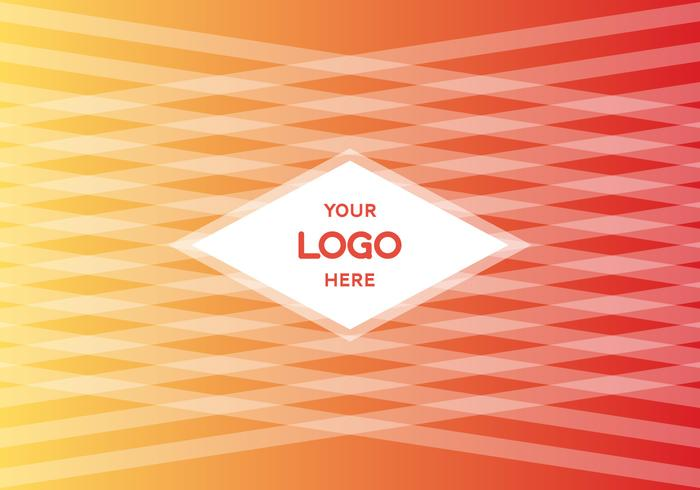 Free gradient logo vector background