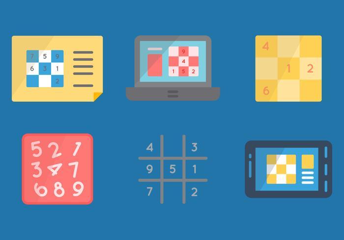 Free Sudoku Vector Graphic 2