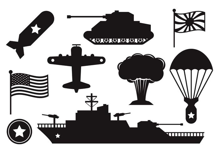 Free World War 2 Vector
