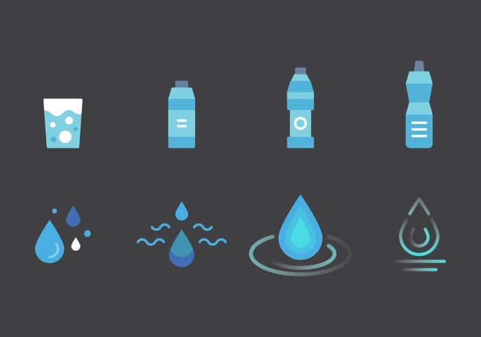 Free Water Vector Graphic 4
