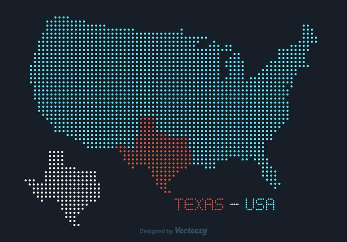 Texas Flag And Map Vectors Download Free Vector Art Stock - Us map texas vector