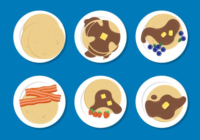 Pancake Vectors