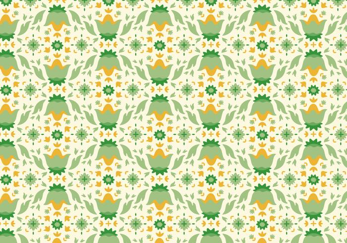 Flower Decorative Pattern
