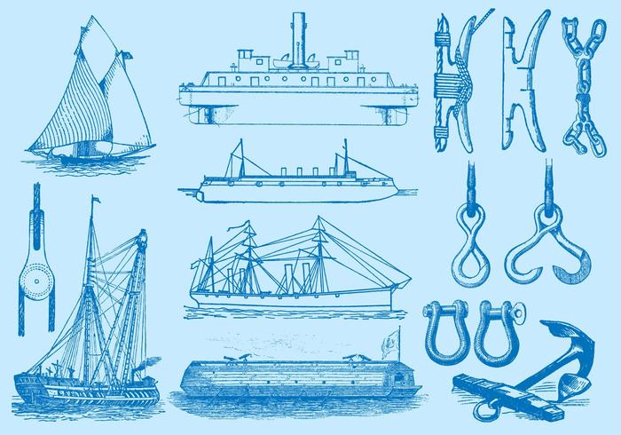 Ships And Navigation Items