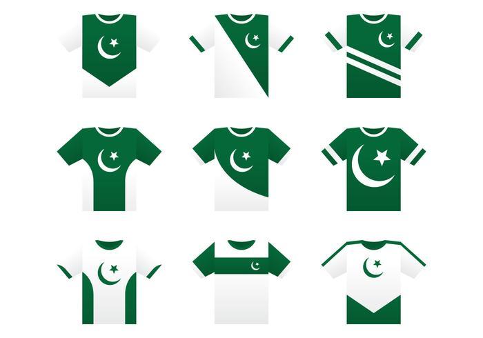 Paquistán Jersey Concepto