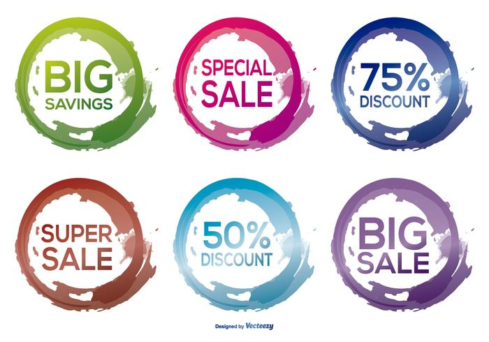 Trendy Discount Labels