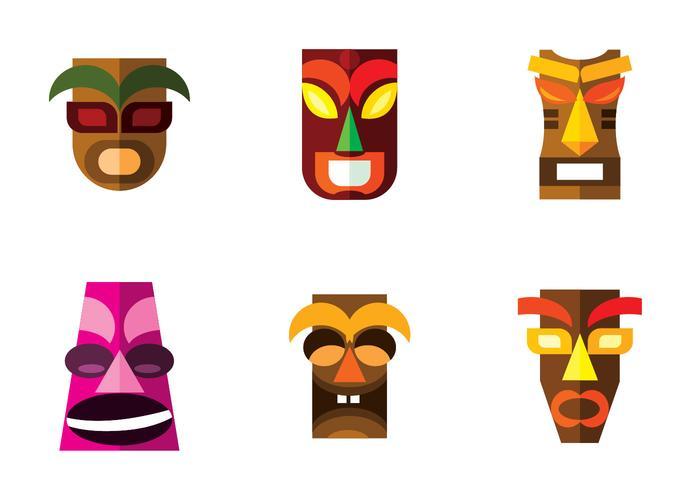 Hawaii Mask Vector