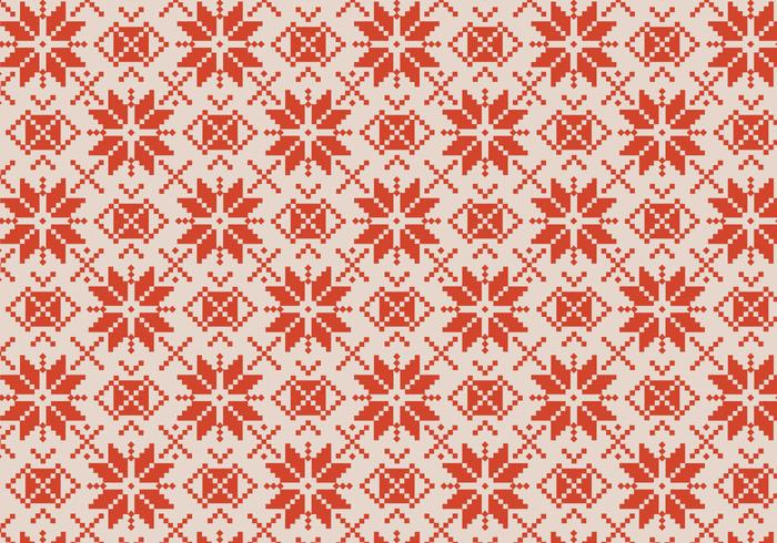 Traditional Rustic Pattern