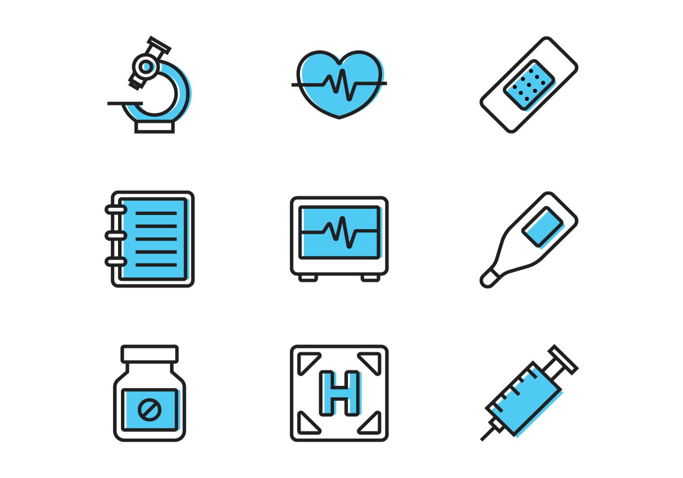 line medical icon