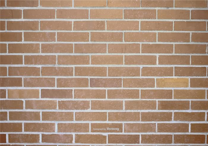 Brick Wall Vector Background