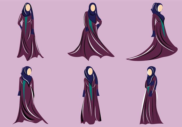 Abaya vector