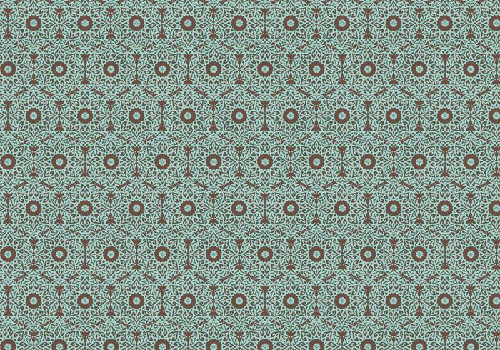 Floral Indian Pattern