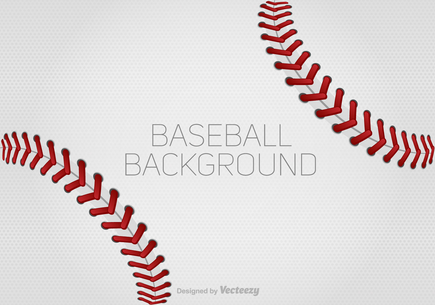 vector baseball laces background for design download