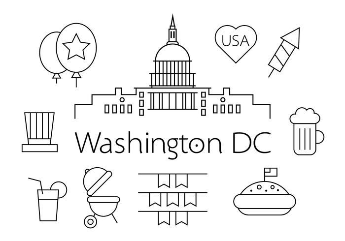 US Capital Vectors